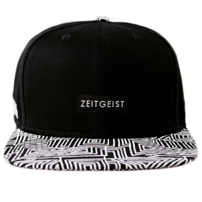 Maze Snapback Cap Front