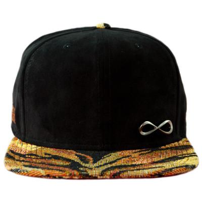 Mobius Snapback Cap Front