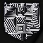 Maze Sweathsirt Pocket